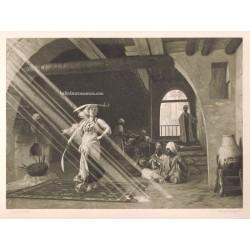 Sword dance - J.L.Gérôme, 1863