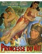 Original vintage belly dance movie posters