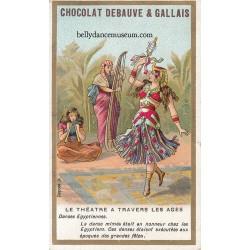 Danses Egyptiennes - 1900