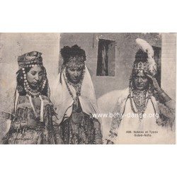 Three Ouled Nail dancers -...