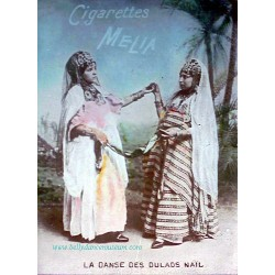 Ouled Naïl dancers - tradecard