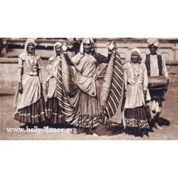 Pakistani folk dance