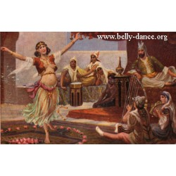 Norim Pacha - der Tanz - 1910